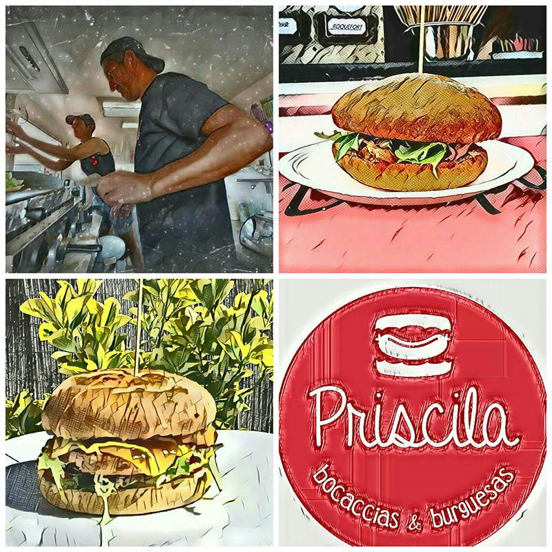 Priscila Street Food